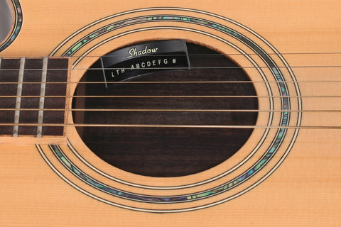 SH ALLEGRO Acoustic Pickup & Preamp