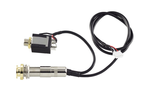 SH 007 GD E-Sonic Output Jack (Gold)
