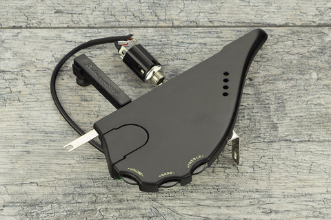 SH 927 F-Type Mandolin Pickup & Preamp