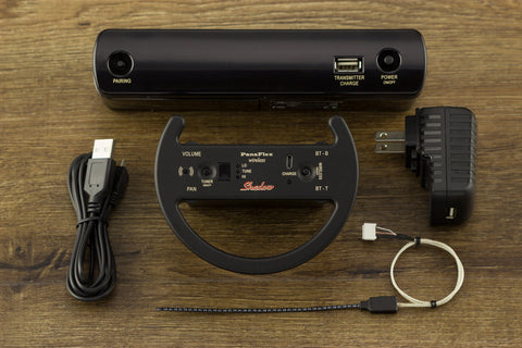 SH PFA-W Wireless PanaFlex Acoustic Pickup & Preamp