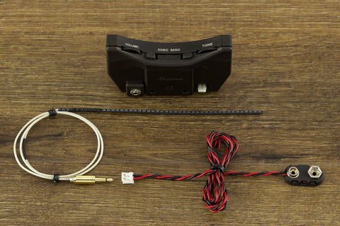 SH SONIC BASIC Acoustic Pickup & Preamp