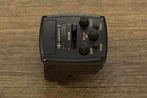 SH MS DP (56) Micro-Sonic Doubleplay Acoustic Pickup & Preamp