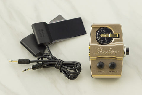 SH 950 Upright Bass Dual Pickup