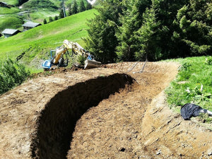 New Track in Champéry-les-Crosets