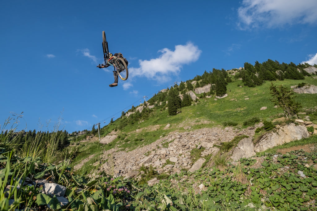 Slopestyle ain't Dead w/ Louis Reboul! Sundays in Châtel – Episode Seven