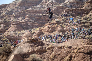 Vincent Tupin Red Bull Rampage Run 2