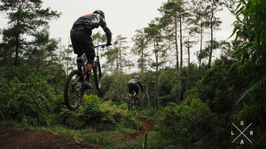 Loose Riders Travel | Nico Vink and Vincent Tupin - Hero Dirt In Cikole