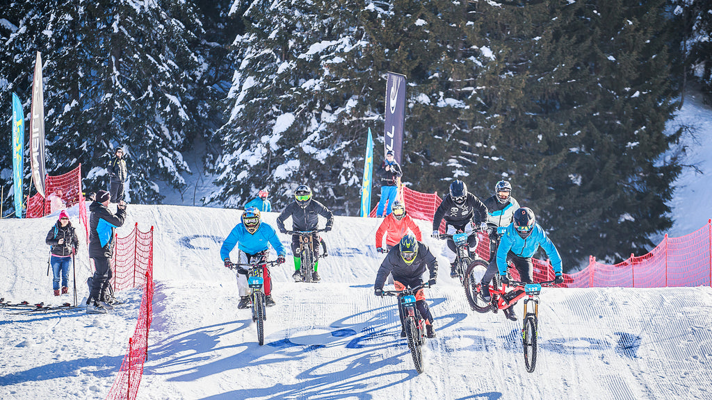 Châtel's Razorsnowbike Recap Video
