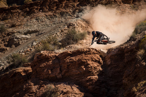 POV Footage // Vincent Tupin // Red Bull Rampage 2017