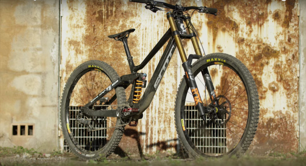 Introducing the SCOTT DH FACTORY! Dean Lucas, Brendan Fairclough, Marine Cabirou and Flo Payet