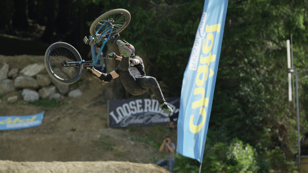 Reboul Jam By Scott // Bikepark Châtel Slopestyle // Best Tricks Highlight