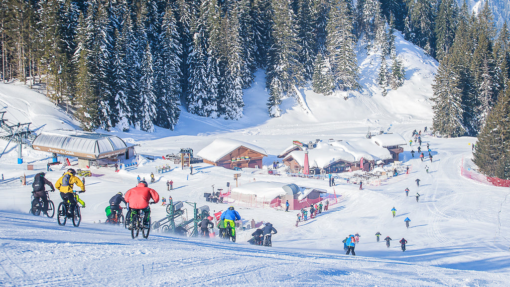 From Rampage To Châtel's Razorsnowbike