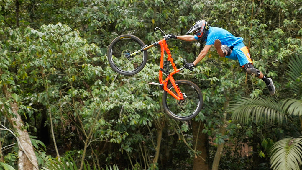Best of Action // Downhill & Freeride Mountain Biking // Part 1