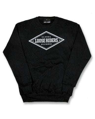 Loose Riders Diamond Sweatshirt