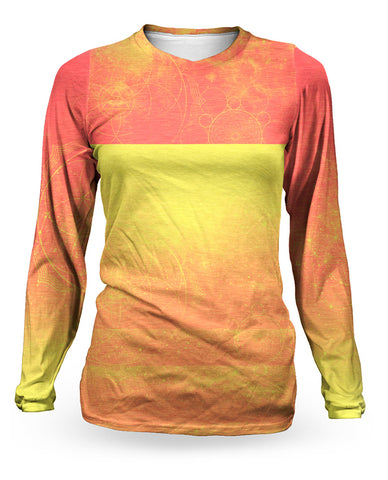 Loose Riders Gradient Hot Women Jersey