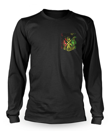 Reggae Jersey by Loose Riders