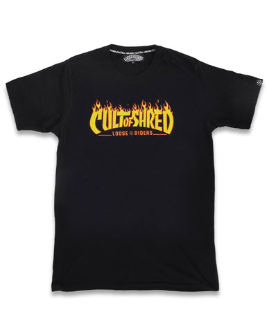 Loose Riders Cult of Shred Tee-shirt