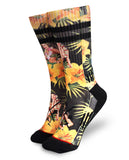 Loose Riders Tiki Time Socks