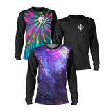 Loose Riders Bundle 3 Jerseys Kosmic/Alliance/Yin Yang ALL SIZES
