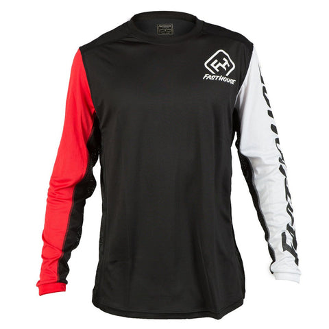 FASTHOUSE BIKE JERSEY FASTLINE RED