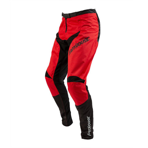 FASTHOUSE BIKE FASTLINE PANT RED