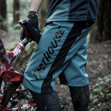 FASTHOUSE BIKE SHORTS RIPPER RACE SLATE