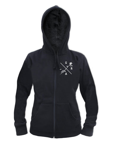 Loose Riders 2019 Rose Women Hoody