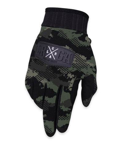 Loose Riders C/S Gloves Camo