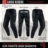 Loose Riders C/S PANTS V2