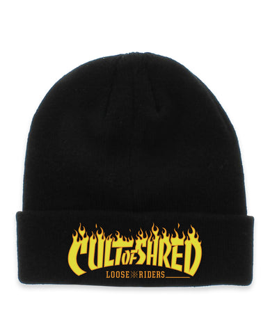 Loose Riders Cult of Shred Beanie