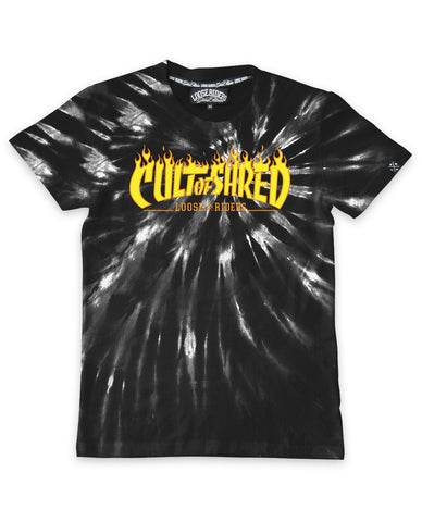 Loose Riders Cult of Shred TD Tee-shirt Pre-order