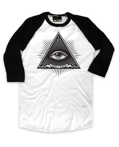 Loose Riders Third Eye Raglan