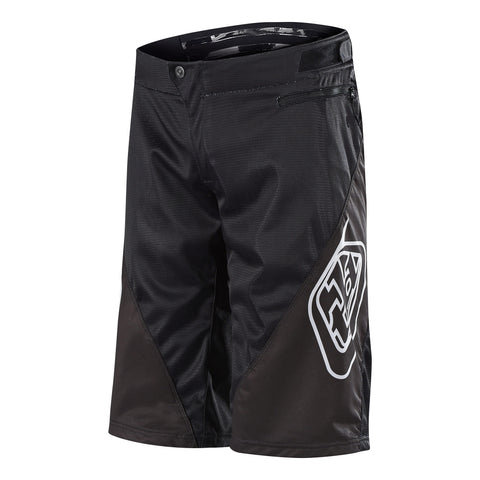 Troy Lee Designs Sprint Shorts Solid Black
