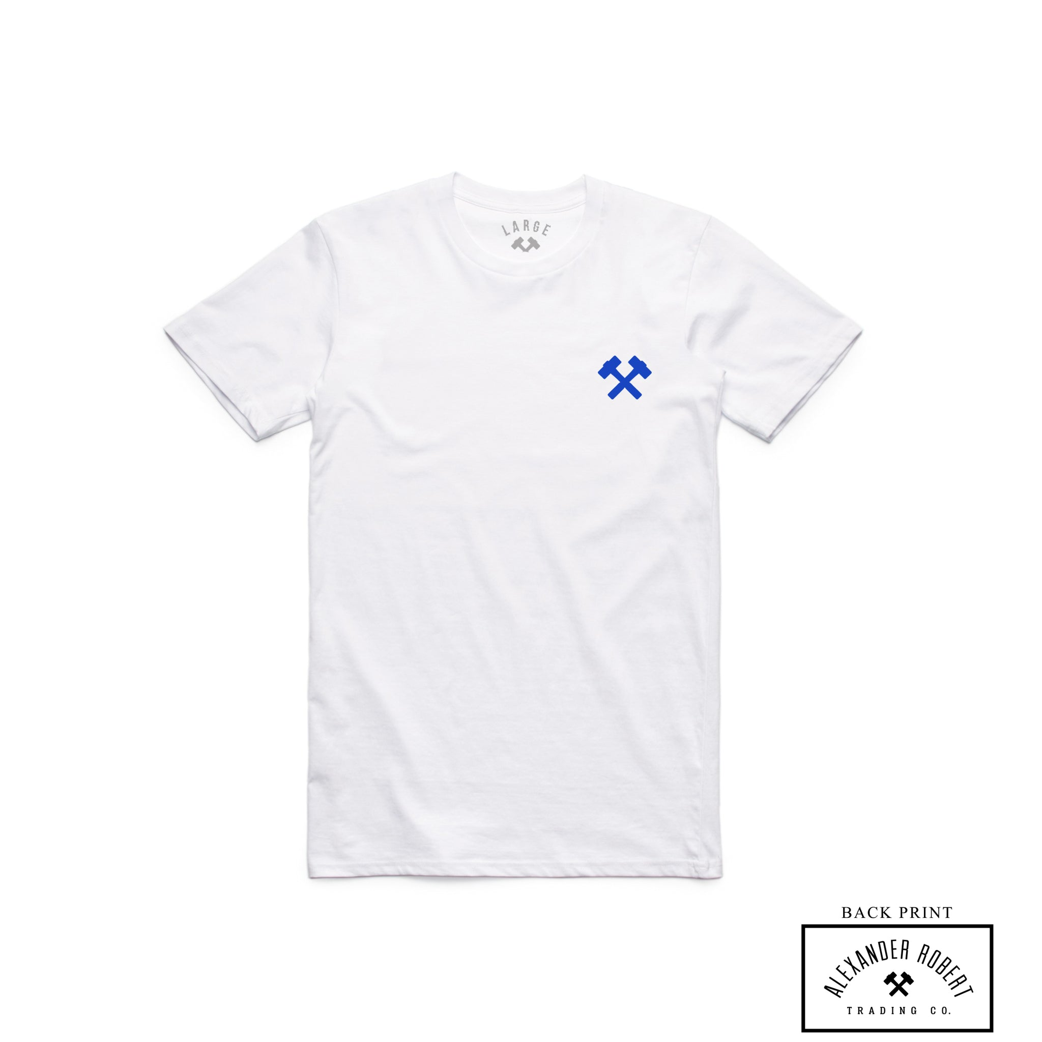 The ARTC Logo Tee (White)