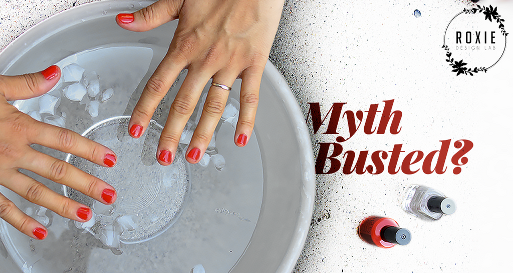 6 Nail Polish Myths To Stop Believing