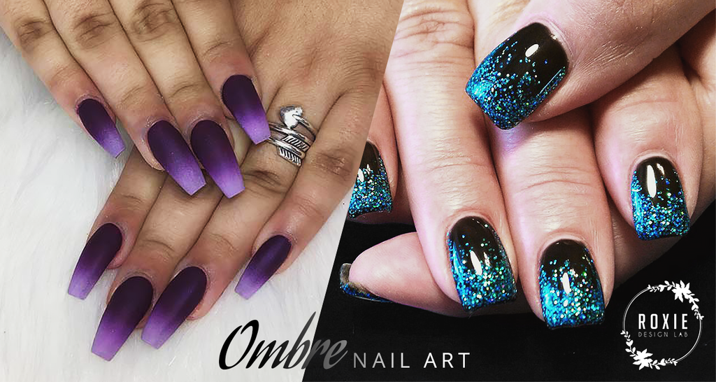 6 Fun & Easy Ways to Wear Ombre Nails