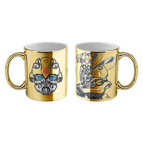 Transformers Bumblebee Metallic Mug