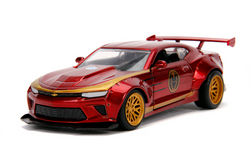 1:32 2016 Iron Man Chevy Camaro Diecast