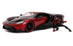 1:24 2017 Miles Morales Ford GT Diecast & Figure