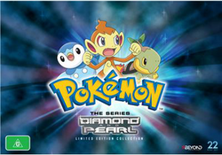 Pokemon: The Series - Diamond and Pearl (Limited Edition Collection)
