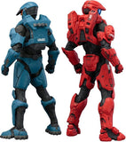 Halo Mjolnir Mark V and Mark VI DX Two Pack Artfx+ Statue