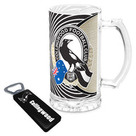 Collingwood Stein And Bottle Opener