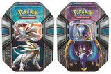 Pokemon TCG Legends of Alola Tin - Solgaleo