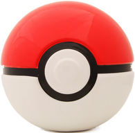 "Pokemon Money Bank Pokeball 7"" Ceramic"