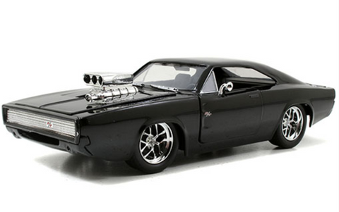 1:24 Dom's Dodge Charger R/T - Fast and Furious Diecast