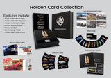 Holden Collector Card Book