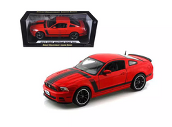 1:18 2013 Ford Mustang Boss 302
