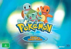 Pokemon: Adventures in Kanto and the Orange Islands