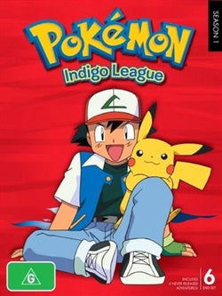 Pokemon: Season 1 - Indigo League