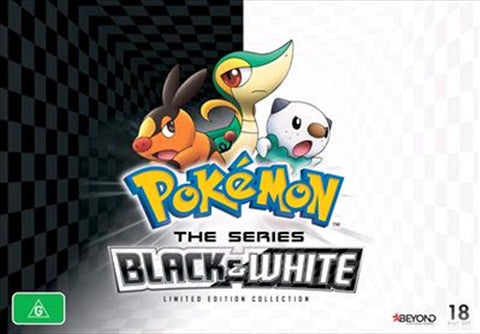Pokemon: Black and White Collector's Set
